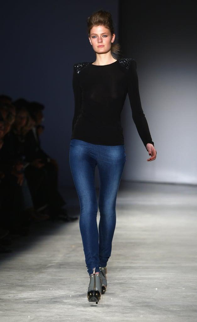 London Fashion Week: Twenty8Twelve Fall 2009