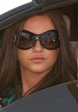 Britney's Lips: Pleasantly Plump or Trout Pout?