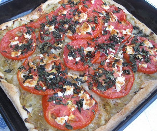 Recipe of the Day: Tomato and Goat Cheese Tart