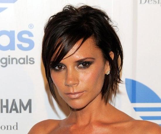 Think Victoria Beckham. . .