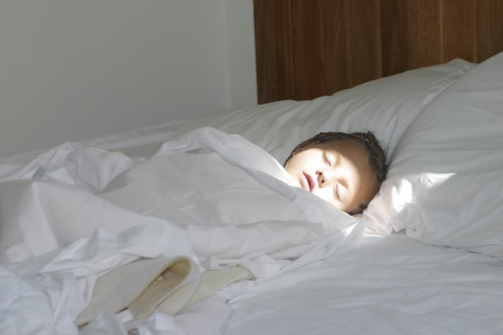 Is/Was Your Child a Bed Wetter?
