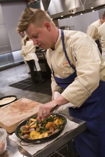 Meet Top Chef Hopeful Richard Blais