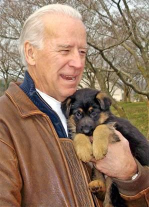 The Scoop: Joe Biden Picks His Puppy