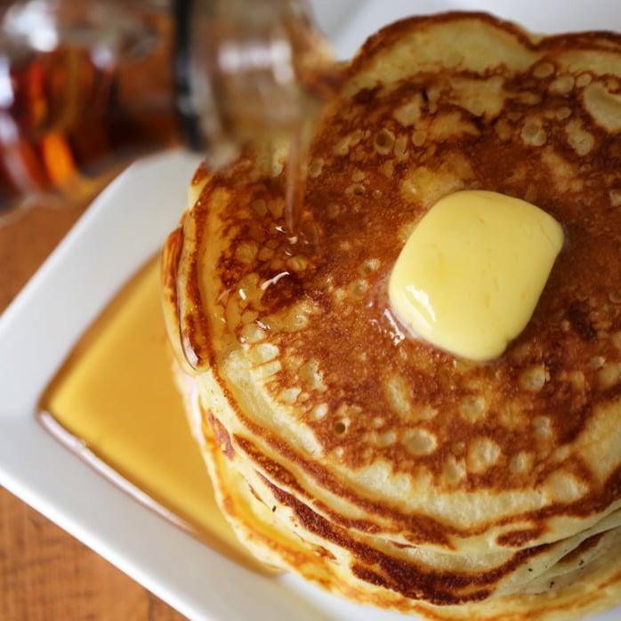 Buttermilk Pancake Recipe | POPSUGAR Food