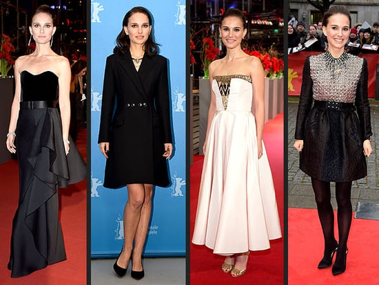 Natalie Portman Is Having a Serious Chic Streak at the Berlin Film Festival