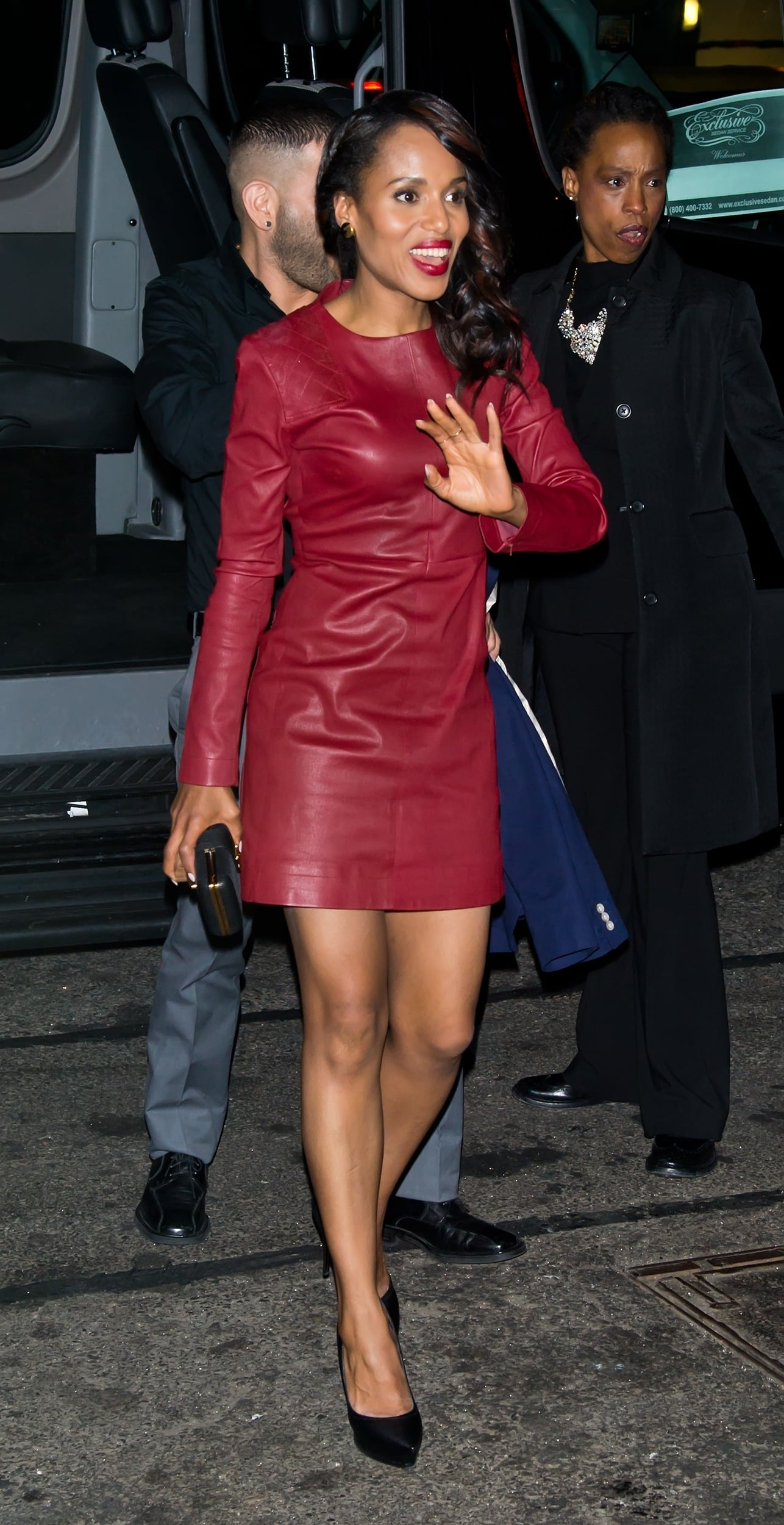 Kerry Washington and Hayden Panettiere Keep Everyone Guessing
