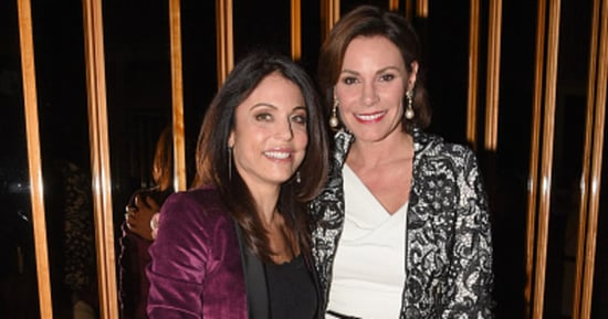 'RHONY': Twitter Weighs in on Bethenny Frankel and Luann de Lesseps' Huge Fight