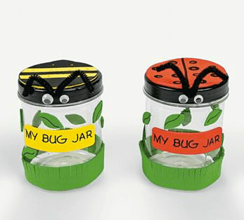Upcycle Your Baby Food Jars Into Bug-Catching Jars