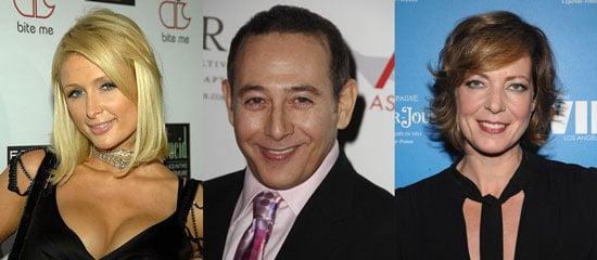 Movie News: Allison Janney, Paris Hilton and Pee-Wee?