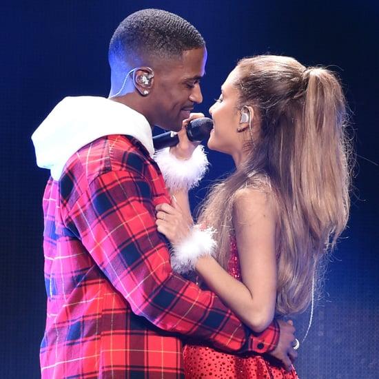 Ariana Grande and Big Sean's PDA at Jingle Ball | Pictures