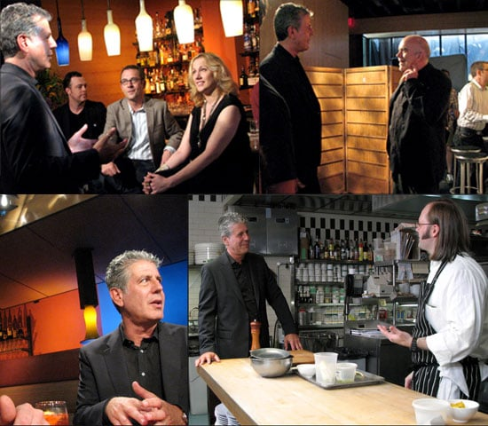 At the Table With Anthony Bourdain