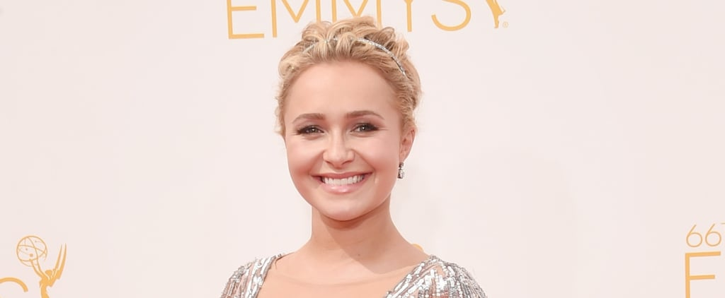 Hayden Panettiere's Baby Bump Is Front and Center at the Emmys