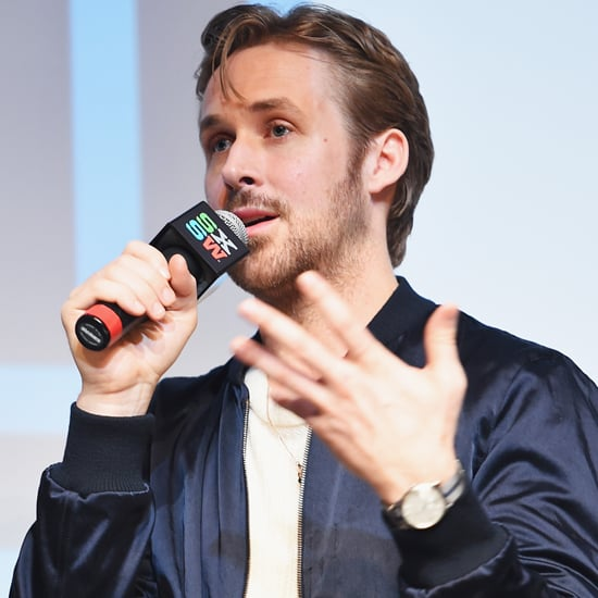 Ryan Gosling Helps a Woman Propose at SXSW | Video