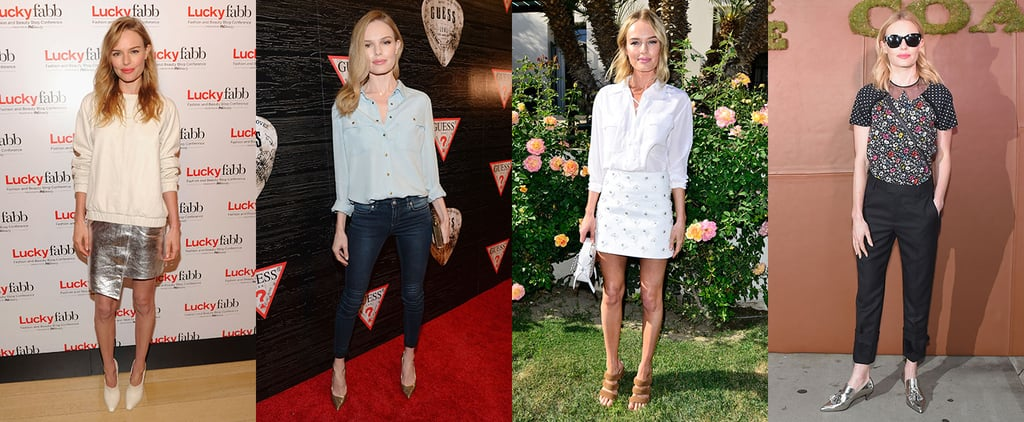 An Important Reminder of Birthday Girl Kate Bosworth's Effortlessly Cool Style