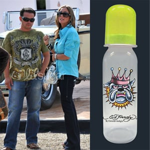 Ed Hardy Launches Baby Product Line