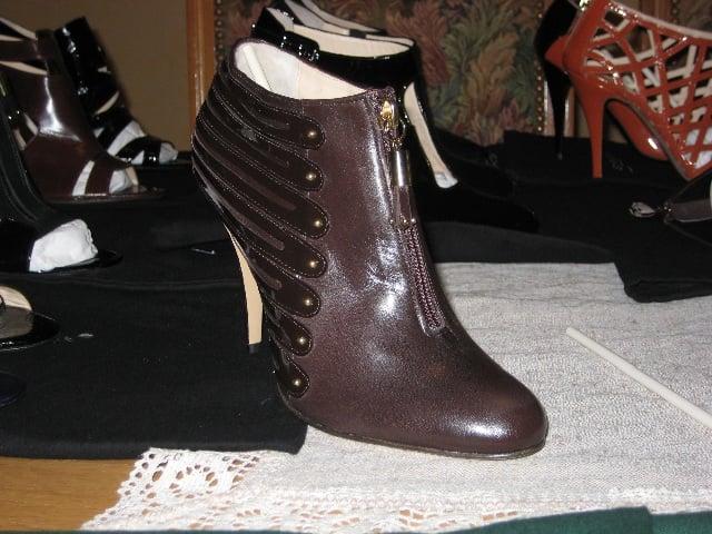 In The Showroom: Bionda Castana Fall 2009