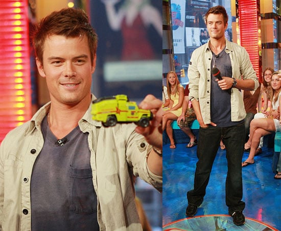 Josh Plays With Toys on TRL