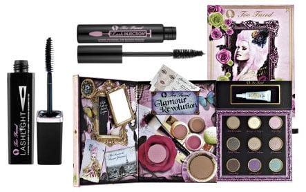 Friday Giveaway! Too Faced Glamour Revolution, Lash Injection Mascara, and LashLight Mascara