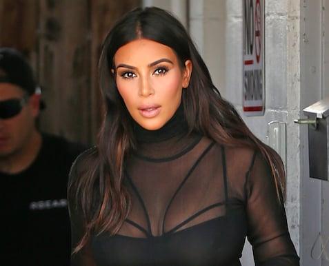 Kate Upton Throws Seriously Low Blow at the Kardashians on Snapchat