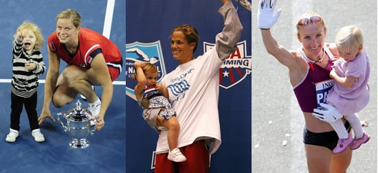 Kim Clijsters Post Pregnancy Win