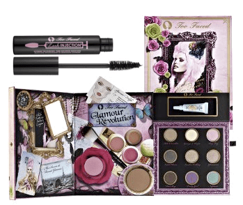 Too Faced Glamour Revolution, Brown Lash Injection, and Lash Lights Mascara Sweepstakes Rules