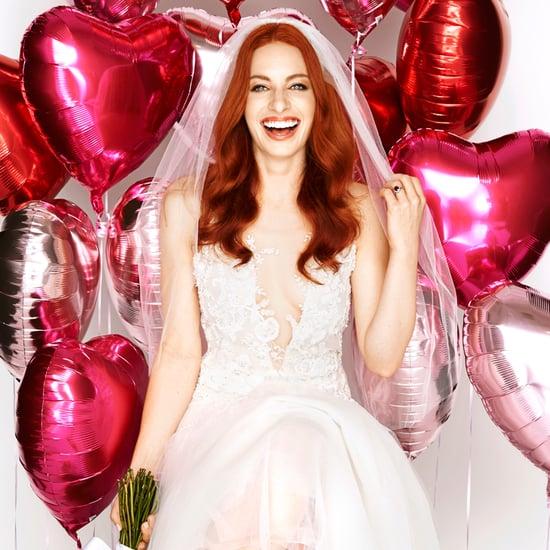 Wiggle Emma Watkins on Cosmopolitan Bride Cover