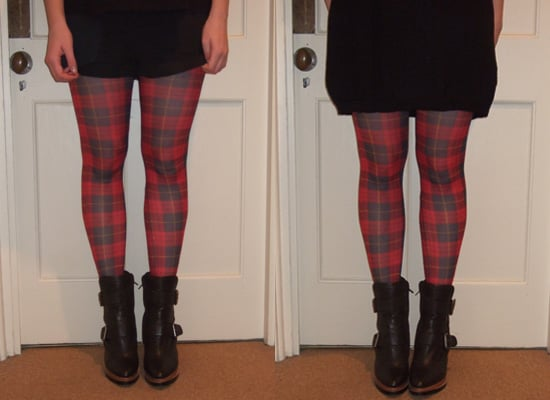 Style for Style: How to Wear Tartan Tights