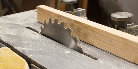 Building Lessons: How I Conquered the Table Saw