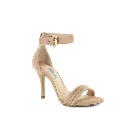 Nude heels elongate the leg and these pretty numbers look the perfect match.—Laura, shopstyle.com.au country manager Heels, $149.95, Tony Bianco at Wanted Shoes