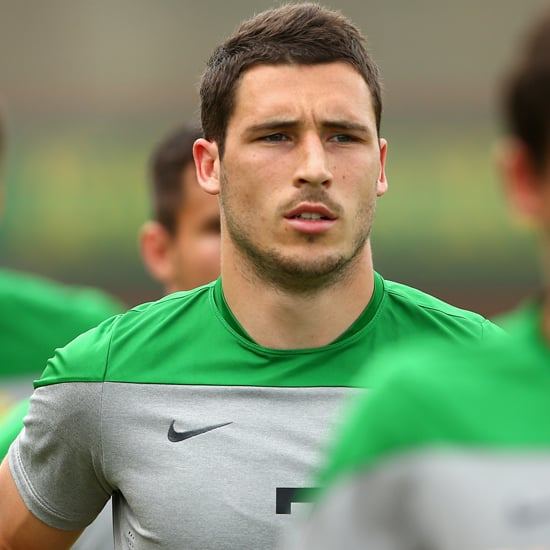 Who's the Hottest Soccer Player in the 2014 World Cup?