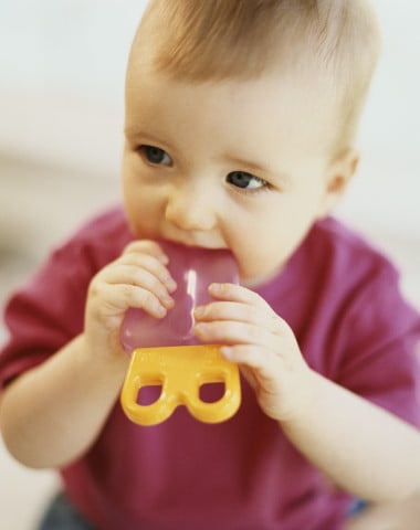 Tips for Easing Teething Pain