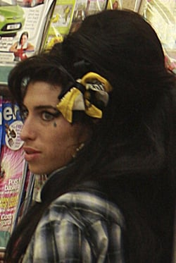 Amy Winehouse Has Been Arrested In Connection With A Video Allegedly Showing Her Taking Crack Cocaine