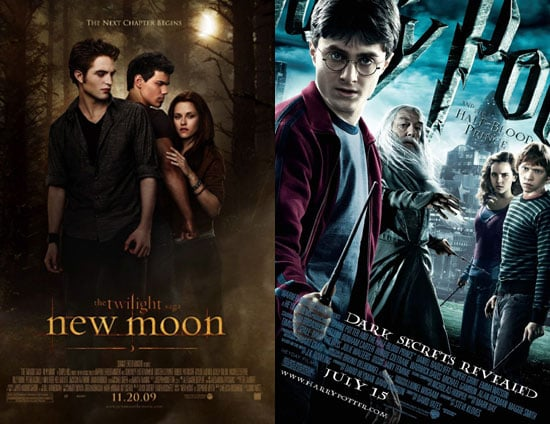 Full List of MTV Movie Award Nominations 2010 Including New Moon and Harry Potter