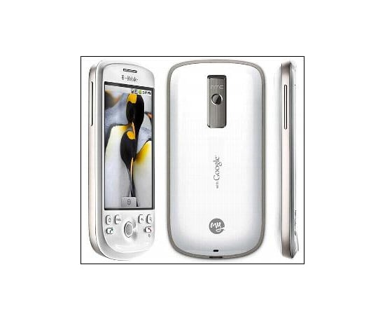 The MyTouch 3G Android Handset