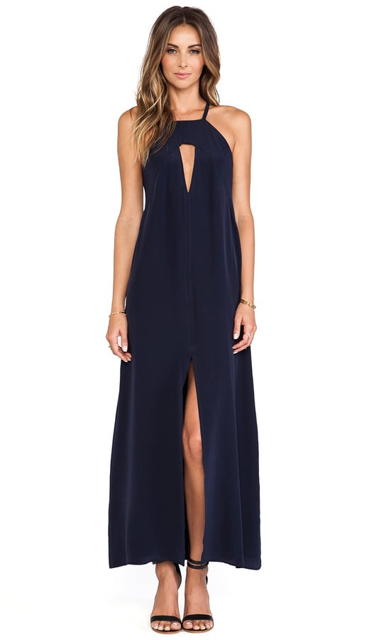 Helena Quinn Cutout Maxi Dress