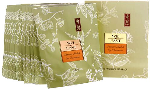 Wei East China Herbal Intensive Eye Treatment