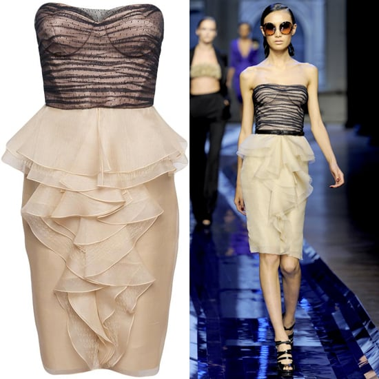 Investing in Jason Wu's Gorgeous Silk Organza Cocktail Dress From Spring Runway
