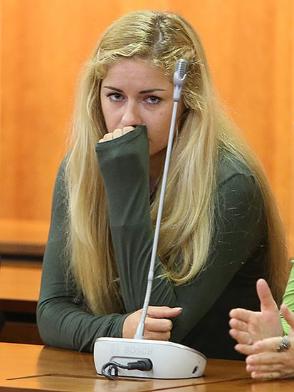 Swimsuit Model Mayka Kukucova Found Guilty of Murdering Jewelry Tycoon Ex-Boyfriend Andrew Bush