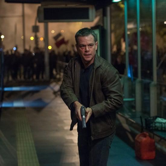Jason Bourne Tops the Box Office