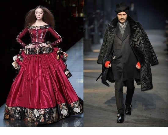 Will Fall 2009 Be A Season Of 19th Century Costumery?