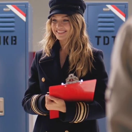 Gigi Hadid in Tommy Girl Fragrance Ad
