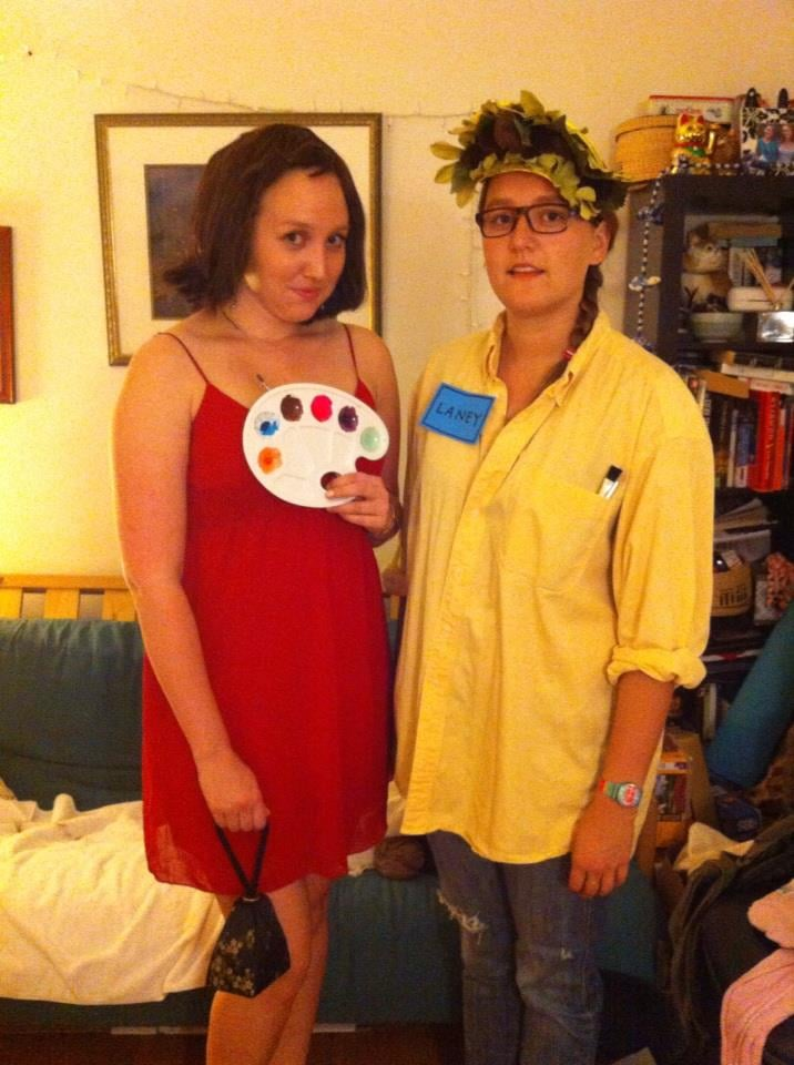Laney From She's All That (Before and After): The Costume