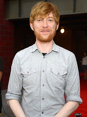 Domhnall Gleeson Is Keeping Mum About Star Wars Role