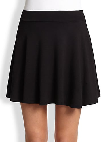 Splendid Jersey Circle Skirt