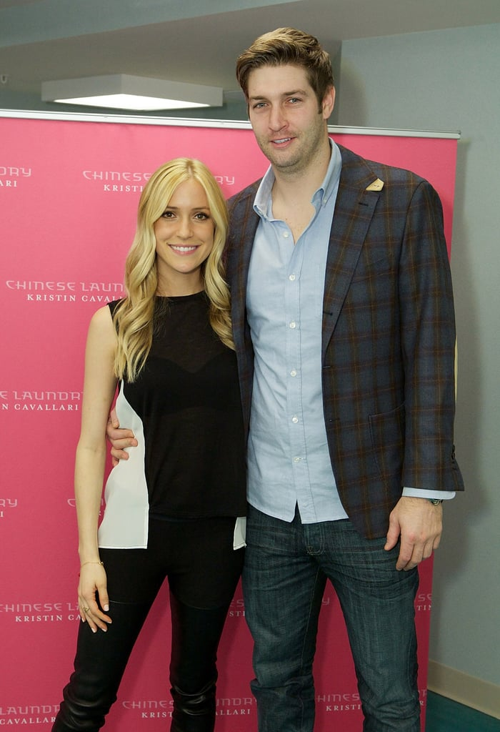 Kristin Cavallari and Jay Cutler had their first son together, Camden, in August 2011 and tied the knot in June.