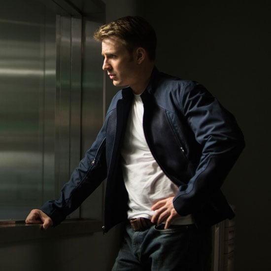 Chris Evans Interview on Captain America The Winter Soldier