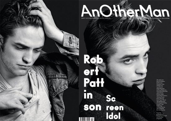 Photos Of Robert Pattinson from AnOther Man Magazine Photographed by Hedi Slimane, Plus Extracts From His Interview