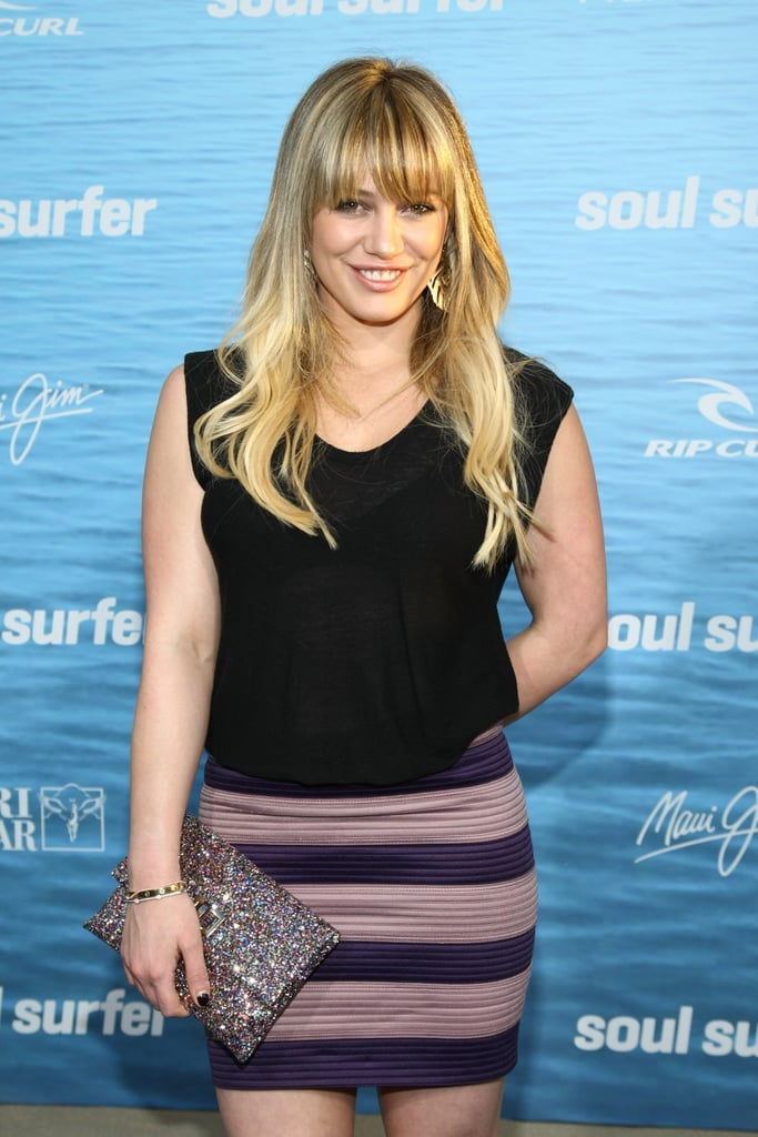 March 2011: Soul Surfer Premiere