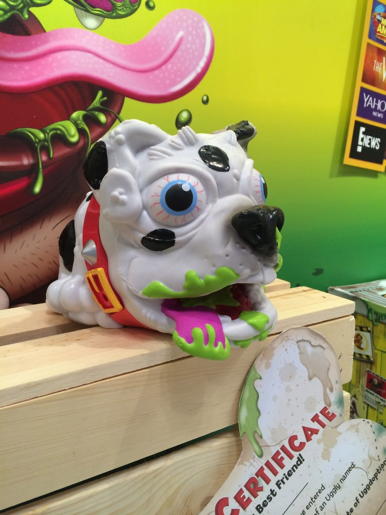 The Uggly's Dalmation