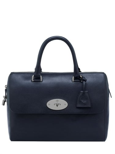 Mulberry - Del Rey Shiny Leather Top Handle